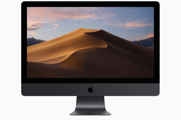 macOS 10.14 -- mountains to the desert -- High Sierra to Mojave